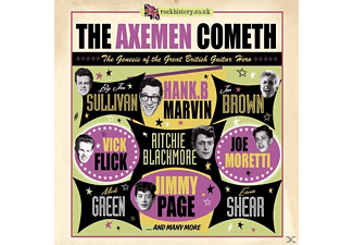 VARIOUS - The Axemen Cometh - (CD)