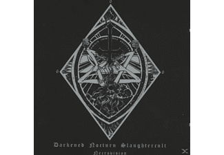 Darkened Nocturn Slaughtercult - Necrovision [CD]