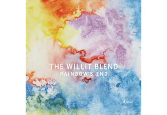 The Willit Blend - Rainbow`s End [CD]