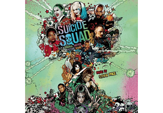 VARIOUS;Steven Price -  Suicide Squad [CD]
