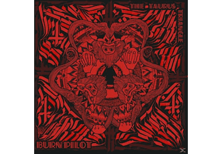 Burn Pilot - The Taurus Triangle (Ltd.180 Gr.Black Vinyl+MP3) [LP + Download]