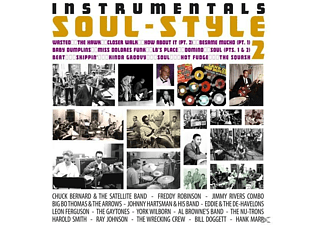 VARIOUS - Instrumentals Soul-Style Vol.2 - (CD)
