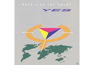 Yes - 9012 Live-The Solos - (Vinyl)