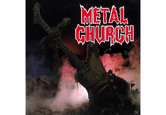 Metal Church - Metal Church [Vinyl]