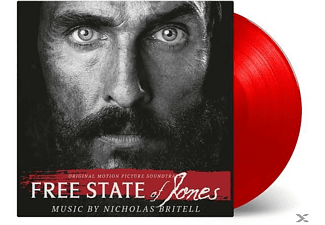 OST/VARIOUS - Free State Of Jones (Nicholas Brite - (Vinyl)