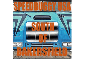 Speedbuggy Usa - South Of Bakersfield [CD]