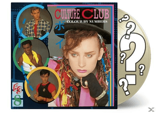 Culture Club - Colour By Numbers (Ltd.Coloured By [Vinyl]
