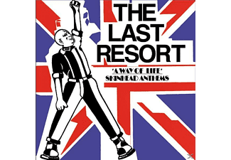 The Last Resort - A Way Of Life-Skinhead Anthems [Vinyl]