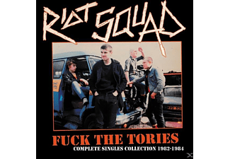 Riot Squad - Fuck The Tories: Complete Singles C [Vinyl]