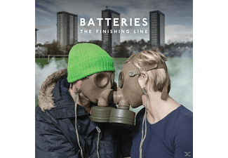 The Batteries - The Finishing Line - (CD)