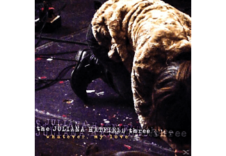 The Juliana Hatfield Three - Whatever,My Love [Vinyl]