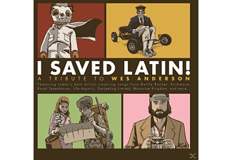 VARIOUS - I Saved Latin! A Tribute To Wes And - (Vinyl)