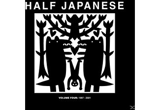 Half Japanese - Vol.4 1997-2001 [CD]