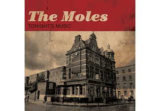 The Moles - Tonight's Music [CD]