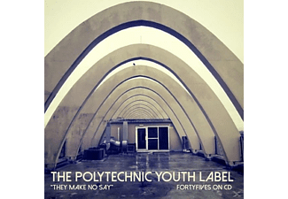 VARIOUS - They Make No Say : A Polytechnic Yo [CD]