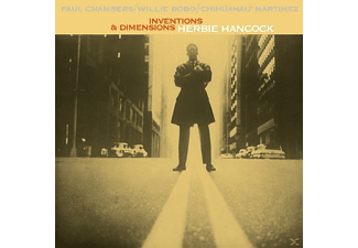 Herbie Hancock - Inventions And Dimensions - (Vinyl)