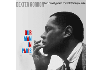 Dexter Gordon - Our Man In Paris - (Vinyl)