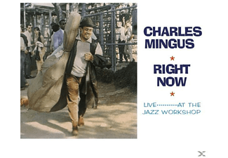 Charles Mingus - Right Now - (Vinyl)