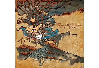Throes Of Dawn - Our Voices Shall Remain [CD]
