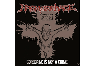 Haemorrhage - Goregrind Is Not A Crime - (Vinyl)