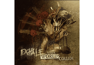 Exhale - When Worlds Collide - (Vinyl)