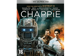 Chappie | 4K Ultra HD Blu-ray