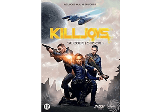 Killjoys - Seizoen 1 | DVD