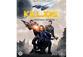 Killjoys - Seizoen 1 | Blu-ray