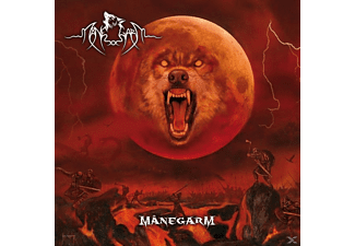 Manegarm - Manegarm - (CD)
