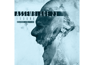 Assemblage 23 - Endure (Deluxe+Bonustracks & Remixes) [CD]