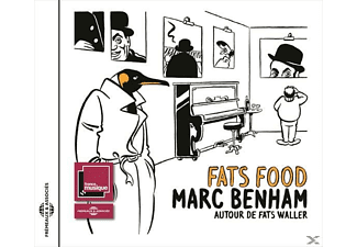 Marc Benham - Fats Food-Autour De Fats Waller - (CD)