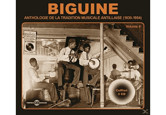 BIGUINE Anthologie 1930/54 Vol.4 - Biguine Vol.4-Anthologie De La Tradition Musical - (CD)