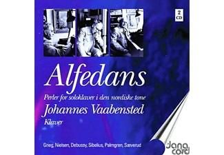 Johannes Vaabensted - Alfedans - (CD)