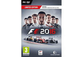 Formula 1 2016 Limited Edition (EU) PC