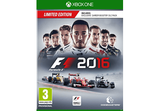 Formula 1 2016 Limited Edition (EU) Xbox One
