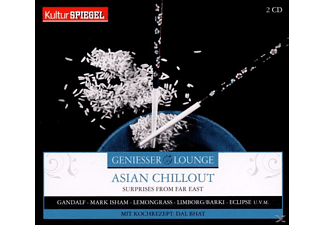 VARIOUS - Geniesser Lounge-Asian Chillout Lounge [CD]