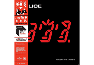 The Police -  Ghost In The Machine [Βινύλιο]