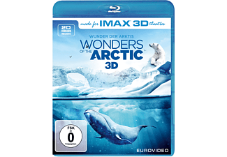 Wonders of the Arctic [3D BD&2D BD, Blu-ray]