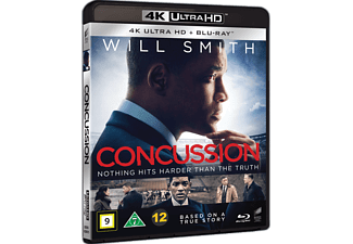 Concussion Drama 4K Ultra HD Blu-ray