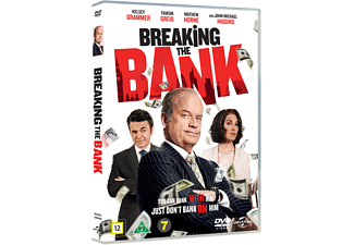Breaking the Bank Komedi DVD