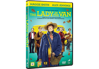 Lady in The Van Drama DVD
