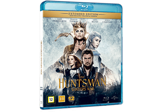 The Huntsman: Winter's War Äventyr Blu-ray