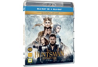 The Huntsman: Winter's War Äventyr 3D BD & 2D BD, Blu-Ray