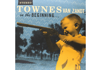 Townes Van Zandt - In The Beginning - (Vinyl)