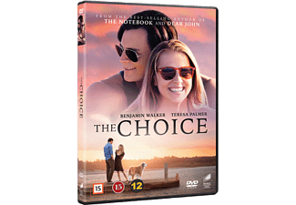 The Choice Drama DVD