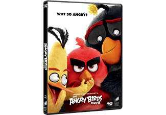 The Angry Birds Movie Animation / Tecknat DVD