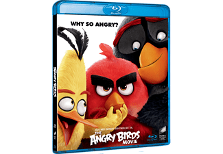 The Angry Birds Movie Animation / Tecknat Blu-ray