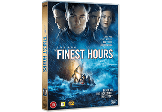 Finest Hours Drama DVD