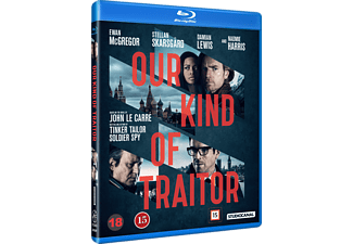 Our Kind of Traitor Thriller Blu-ray