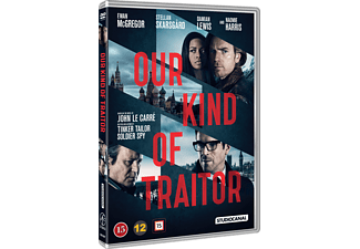 Our Kind of Traitor Thriller DVD